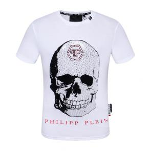 t-shirt garcon philipp plein cool smile skull